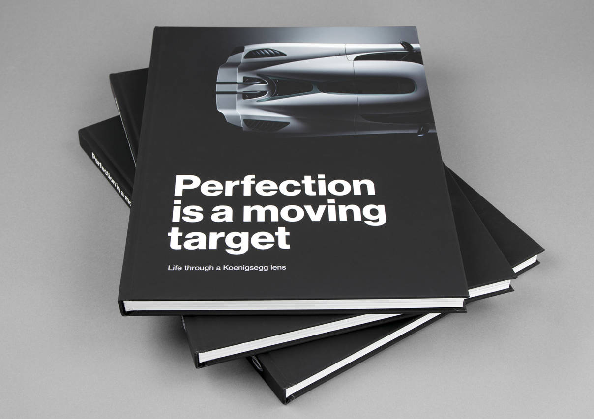 Perfection is a moving target