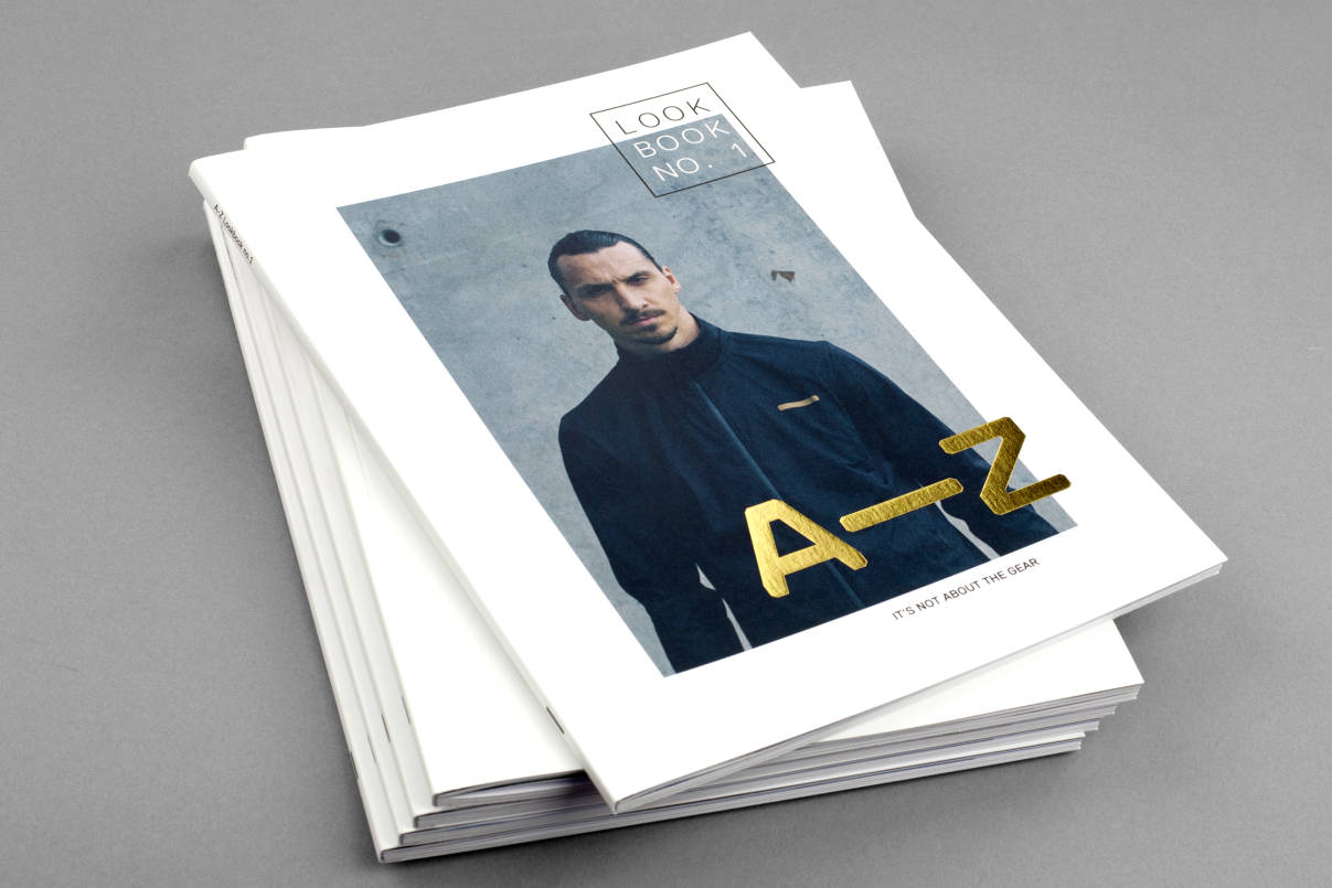 A-Z lookbook