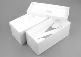Efva Attling packaging for champagne cups