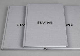 Elvine notebook