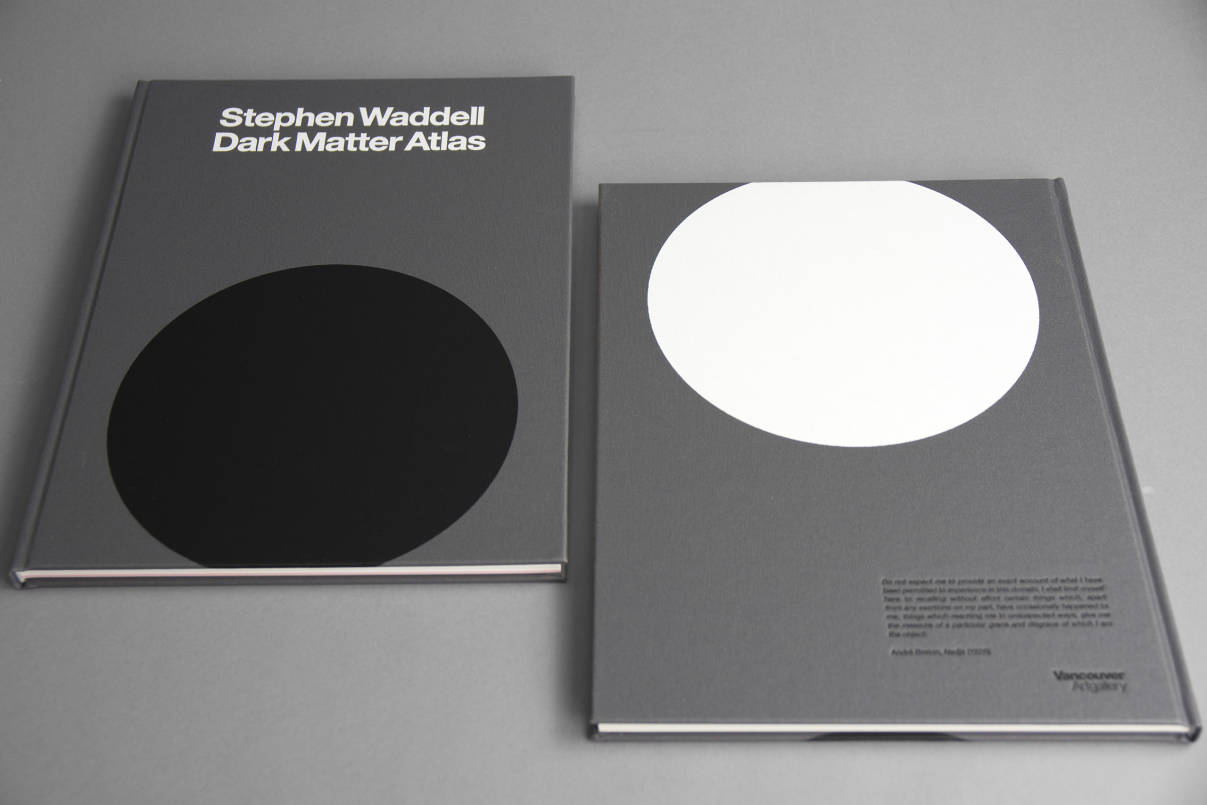 Dark Matter Atlas, Stephen Waddell