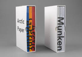 Arctic Paper Swatch Books