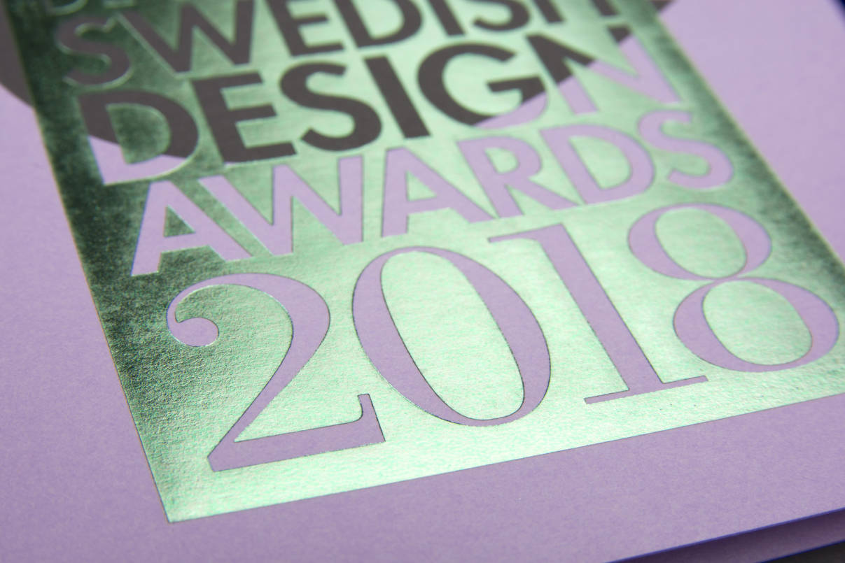 Inbjudan – Elle Decoration Swedish Design Awards