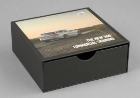 Volvo V60 – Drawer Box