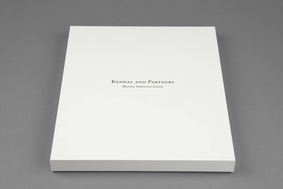 Kendal & Partners – Rigid Box