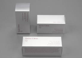 Skin Care packaging – Swiss Clinic