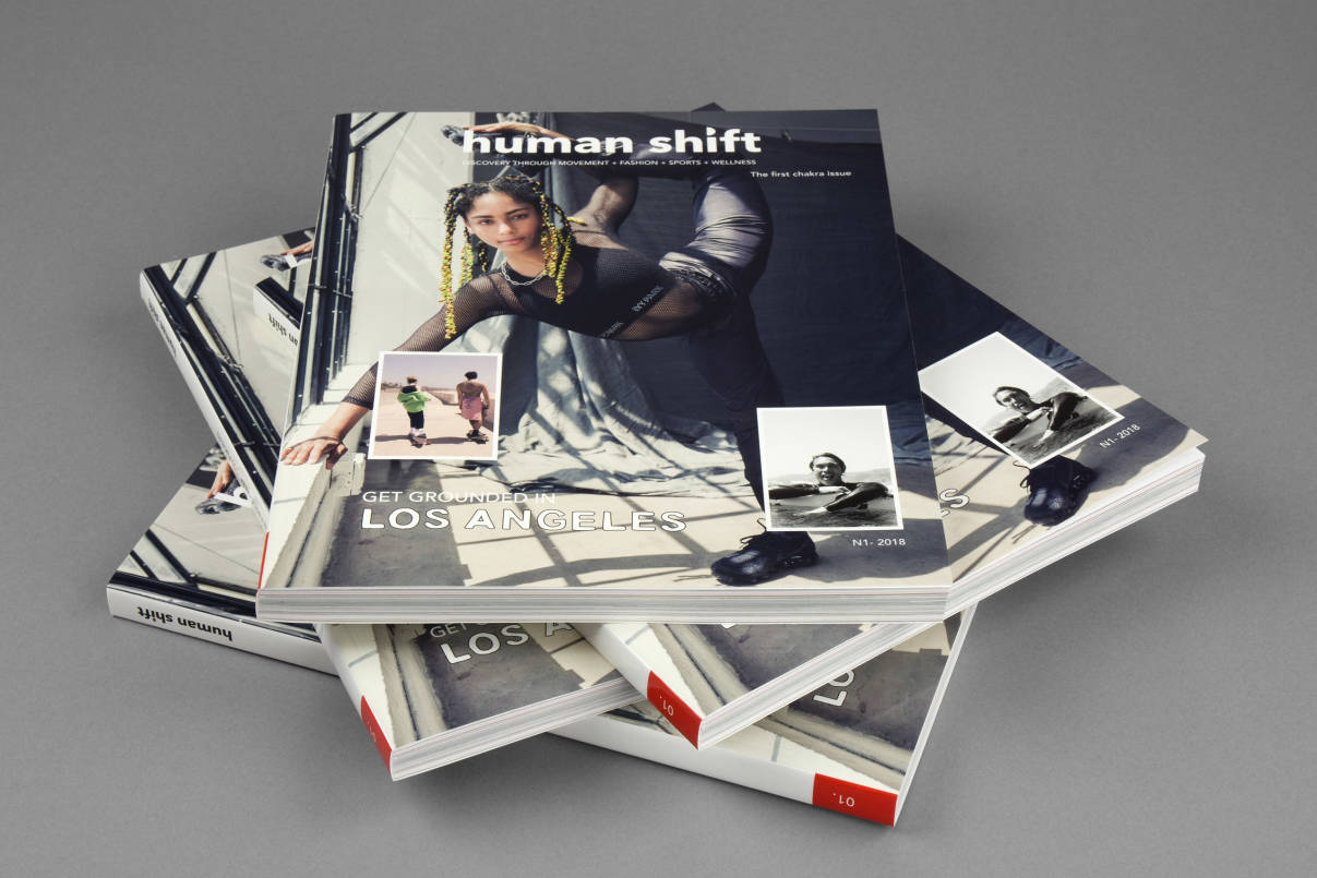 Human Shift #1 – The first chakra – Los Angeles