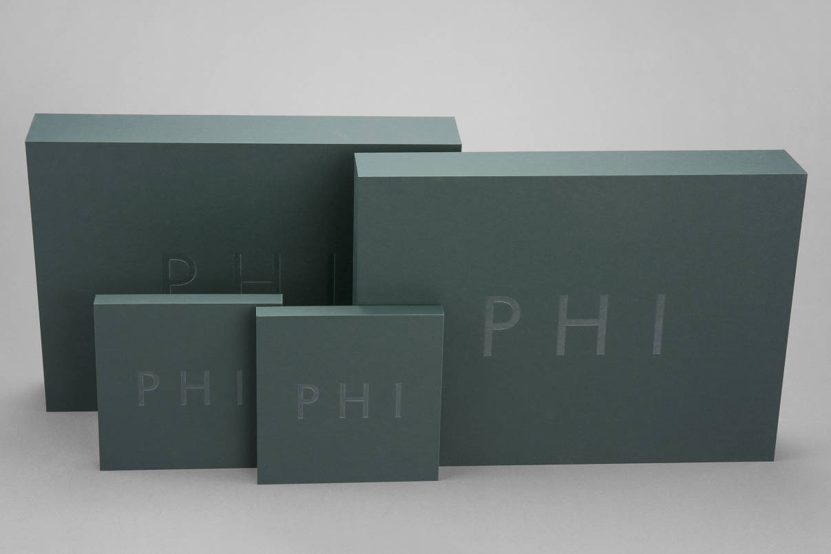 PHI box small & large