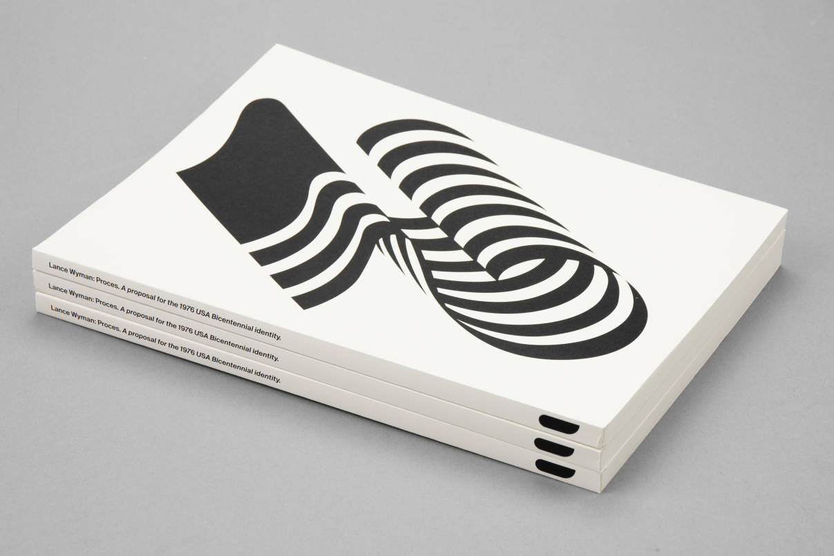 Lance Wyman – Bicentennial Project Sketchbook