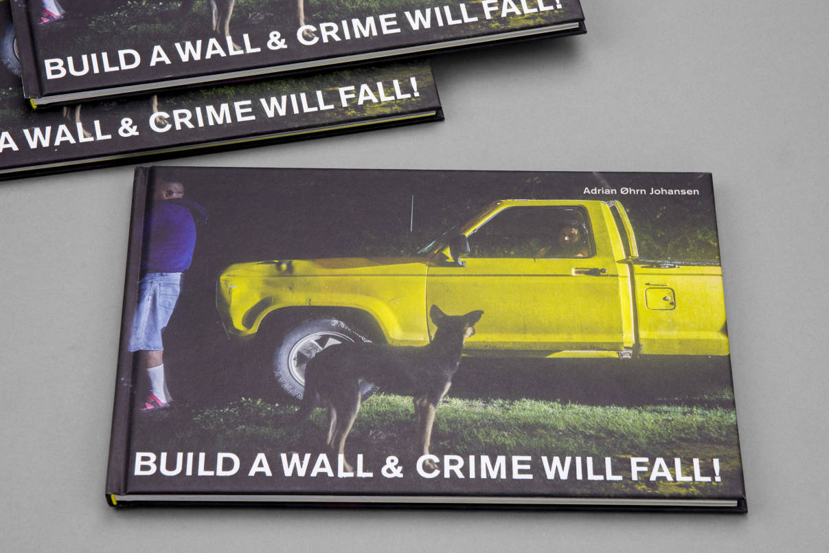 Build a wall & crime will fall!