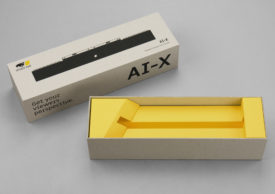 Product packaging AI-X