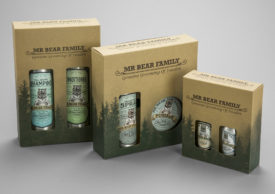 Packaging for grooming products